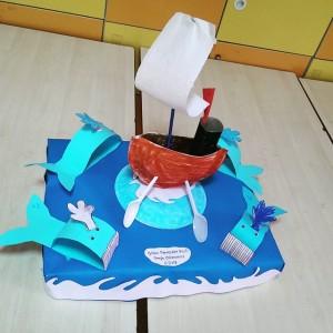 sea animal craft