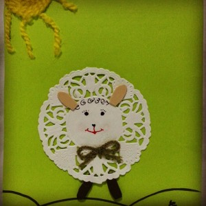 sheep craft idea for kids (1)
