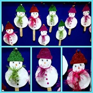 snowman craft idea for kids (5)