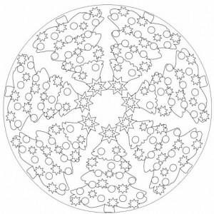 christmas tree mandala coloring page (1)