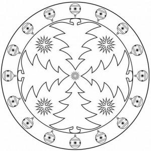 christmas tree mandala coloring page (5)