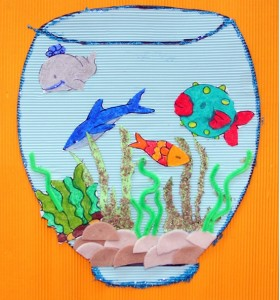 free aquarium craft (1)