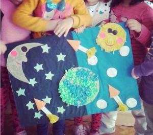 space bulletin board idea (2)