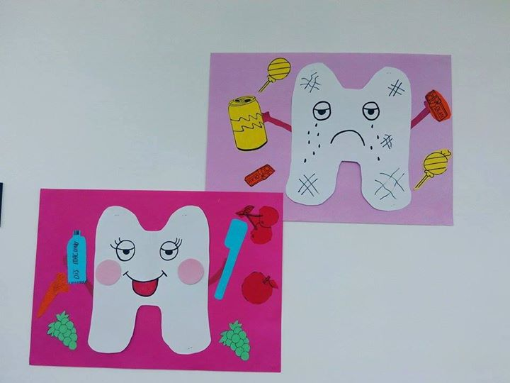 tooth craft for kids (3)