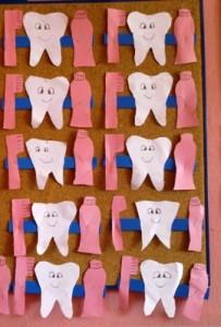 Dental Health Month craft (1)