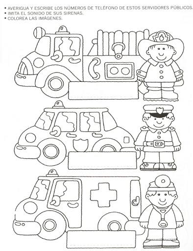 community helpers worksheets for kids (1)