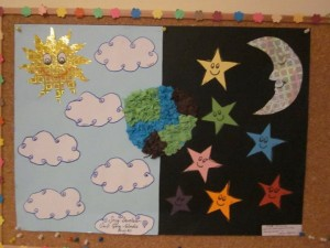 day and night craft idea for kids (4)