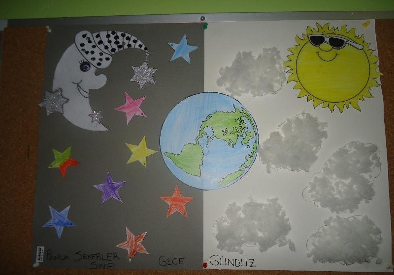 day&night bulletin board idea (3)