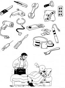 doctor worksheet for kids