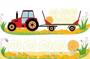 farmer trace worksheet