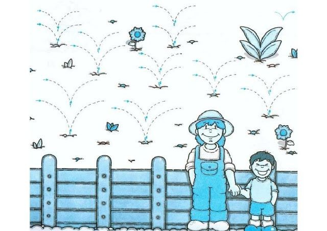 free farmer trace worksheet