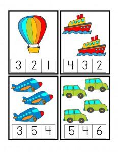 number count worksheet for kids (1)