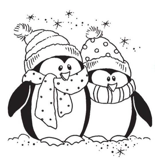 Penguin Coloring Page Crafts And Worksheets For Preschool Toddler And Kindergarten