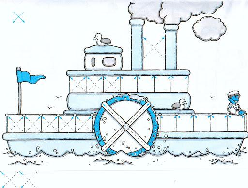 ship tracing worksheet