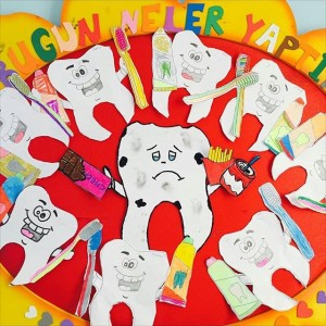 tooth craft for kids (1)