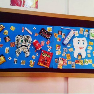 tooth health month craft idea for kids (1)