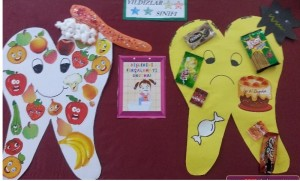 tooth health month craft idea for kids (2)