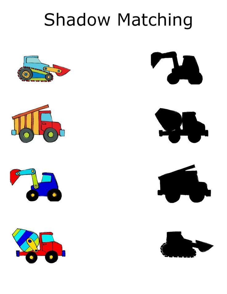 Transportation worksheet for kids   Crafts and Worksheets ...