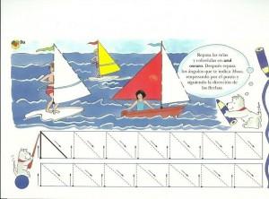 trinagle trace worksheet for kids (2)