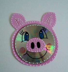 cd pig craft