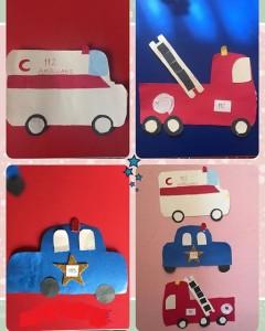 community helper crafts for kindergarten