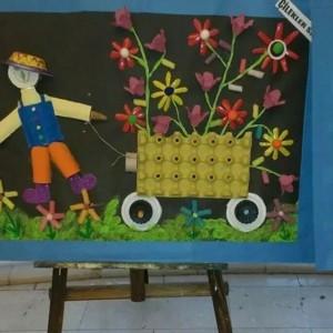 gardener craft idea