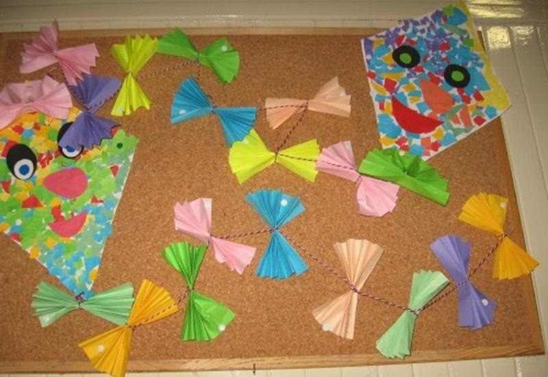 kite craft idea for kids (4)