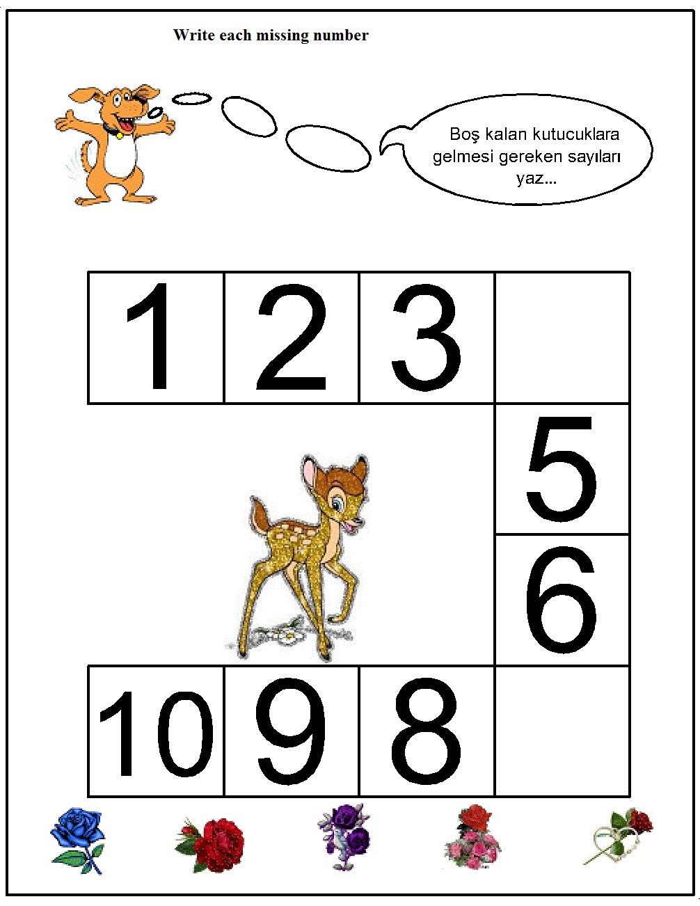 missing number worksheet for kids (28)