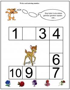 missing number worksheet for kids (29)