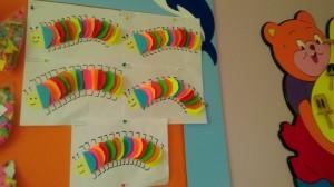 caterpillar craft idea (4)
