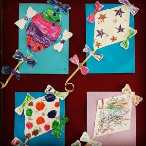 kite crafts for preschool craft idea for crafts and worksheets for 4843