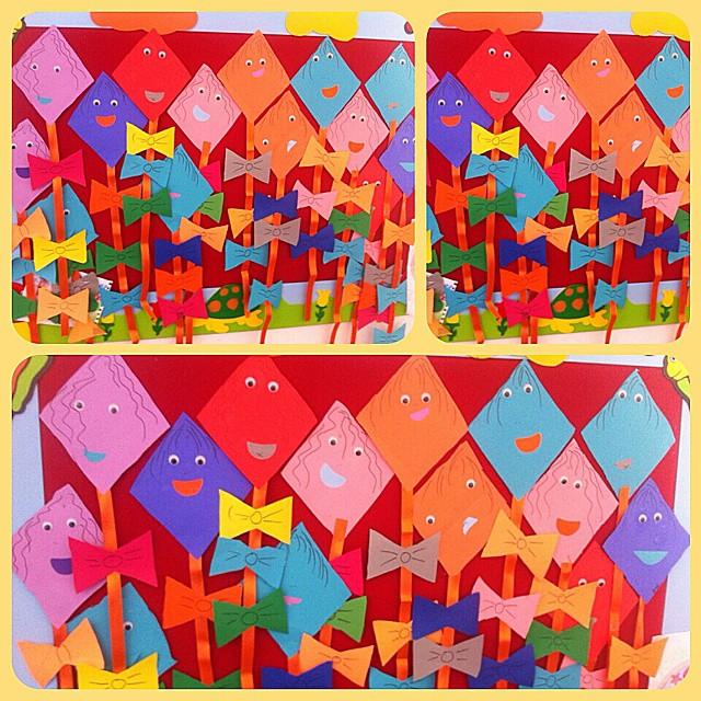 kite craft idea for kids (5)