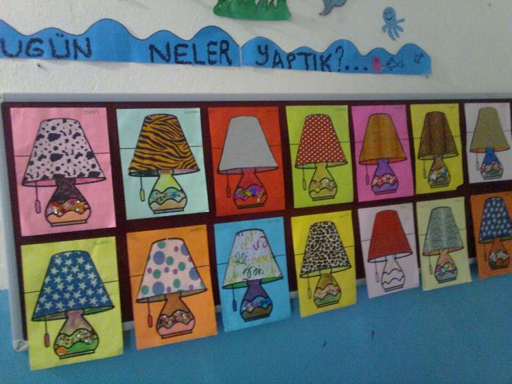 lampshade craft (4)