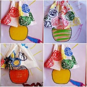 lampshade craft idea (1)