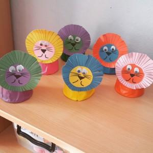 lion craft idea for kids (2)