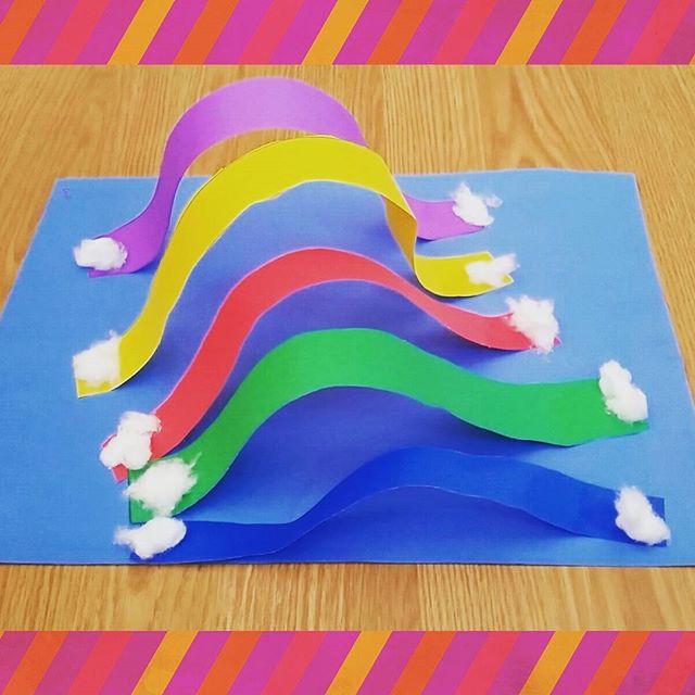 rainbow craft idea (5)