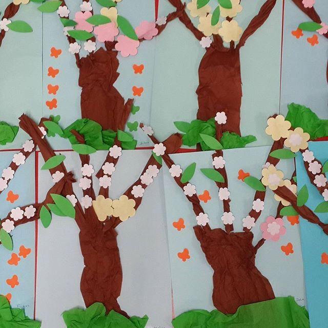 spring tree craft (2)
