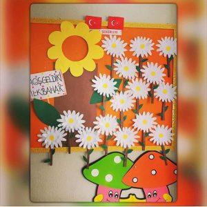 daisy craft idea for kids