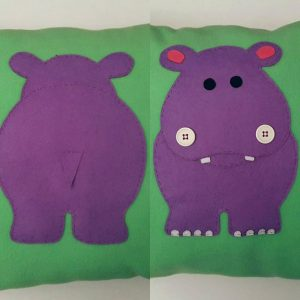 free hippo craft idea for kids (1)
