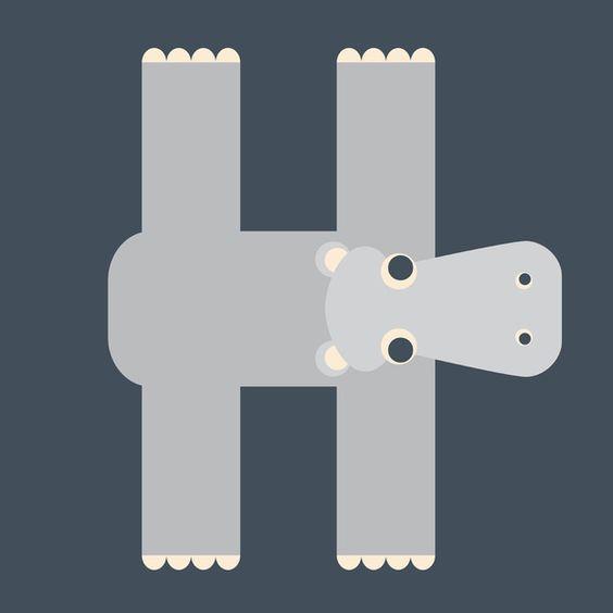 hippo craft idea for kids (2)