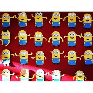minions craft idea for kids (4)