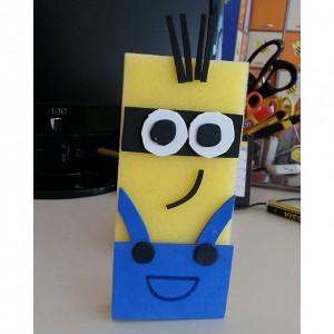 sponge minions
