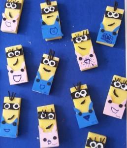 sponge minions craft