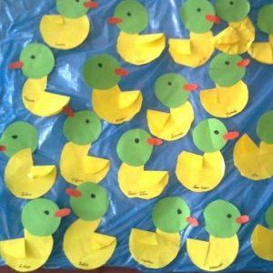 duck craft idea for preschoolers (2)