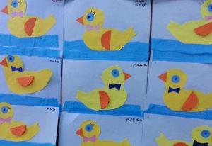duck craft idea for preschoolers (3)