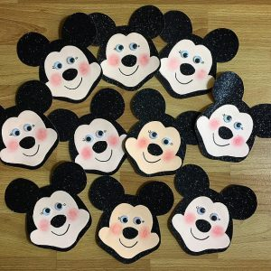 mickey mouse craft idea for kids