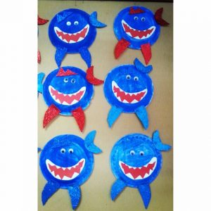 paper-plate-shark-craft-ideas
