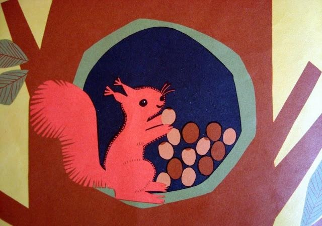 squirrel craft idea for preschooler (5)
