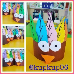 turky headband craft (1)