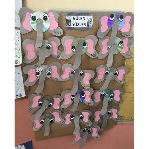 cd elephant craft idea